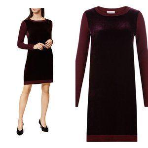 Hobbs London Benita Wool Sweater Dress